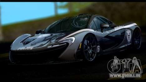 Photoréalistes ENB 3.1 Finale de la faiblesse de pour GTA San Andreas cinquième écran