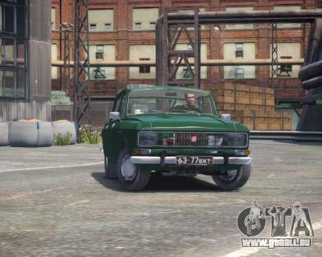 AZLK 2140 für GTA 4