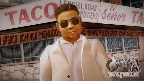 Gedimas Yakuza Boss Skin HD für GTA San Andreas dritten Screenshot
