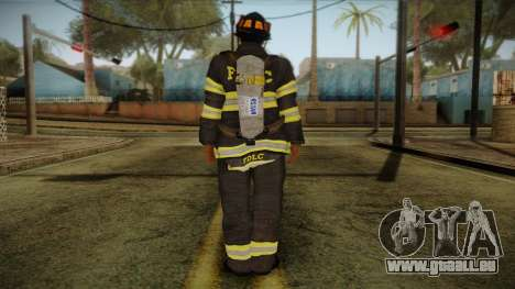 GTA 4 Emergency Ped 10 pour GTA San Andreas deuxième écran