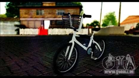 New Bike für GTA San Andreas