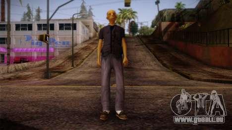 GTA San Andreas Beta Skin 11 pour GTA San Andreas