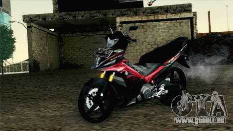 Jupiter Mx 2013 für GTA San Andreas