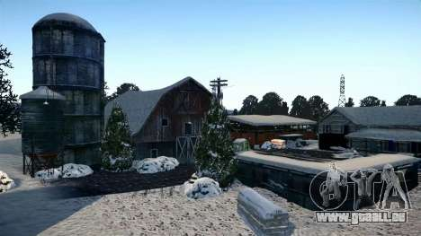 North Yankton IV pour GTA 4 septième écran