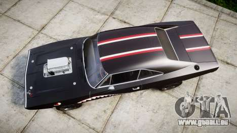 Dodge Charger RT 1970 Shark für GTA 4 rechte Ansicht