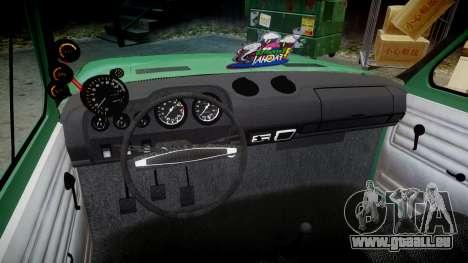 Fiat 128 Berlina für GTA 4 Rückansicht