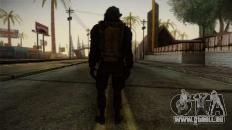 Modern Warfare 2 Skin 2 für GTA San Andreas zweiten Screenshot