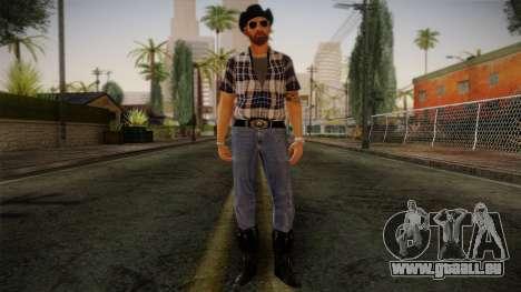 Gedimas Edward Skin HD pour GTA San Andreas