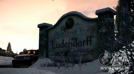 North Yankton IV pour GTA 4
