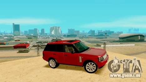 ENB pour les faibles et moyennes PC SA:MP pour GTA San Andreas cinquième écran