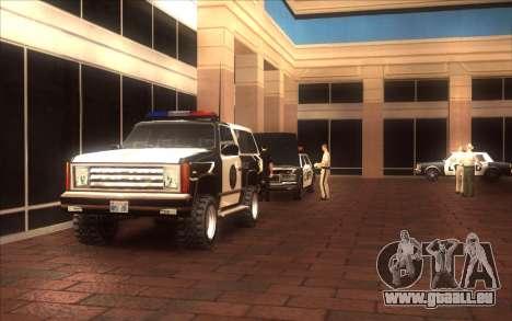 Die Wiederbelebung der LVPD für GTA San Andreas dritten Screenshot