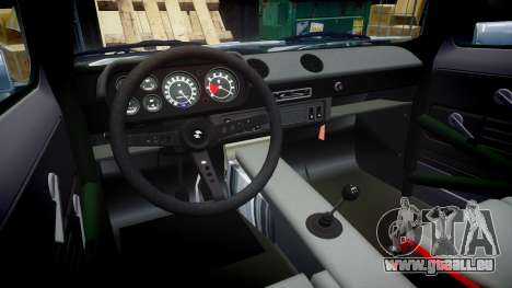 Ford Escort Mk1 Rust Rod v2.0 pour GTA 4 Vue arrière