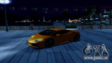 ENB pour les faibles et moyennes PC SA:MP pour GTA San Andreas douzième écran