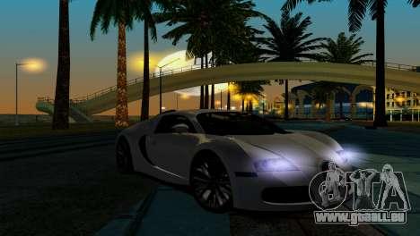 ENB pour les faibles et moyennes PC SA:MP pour GTA San Andreas troisième écran