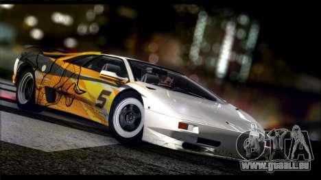 Fotorealistische ENB 3.1 Final für schwache PC für GTA San Andreas dritten Screenshot