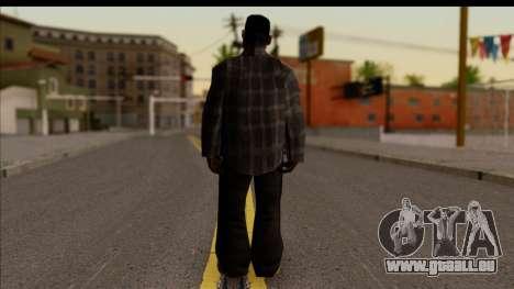 GTA San Andreas Beta Skin 3 pour GTA San Andreas deuxième écran