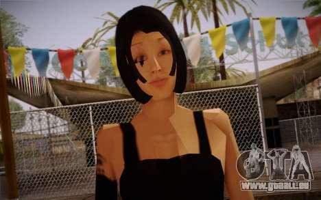 Ginos Ped 15 pour GTA San Andreas troisième écran