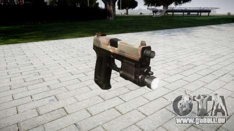 Pistolet HK USP 45 berlin pour GTA 4