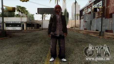 GTA 4 Skin 16 pour GTA San Andreas