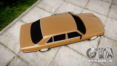 Mercedes-Benz 560SEL W126 pour GTA 4 est un droit