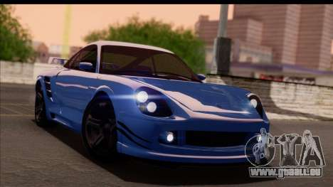 Comet from GTA 5 pour GTA San Andreas