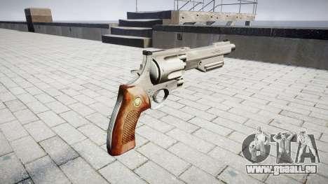 Revolver HandCannon pour GTA 4 secondes d'écran