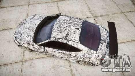 Subaru BRZ 2011 Sharpie pour GTA 4 est un droit