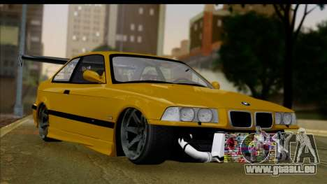 BMW M3 E36 UUTuning pour GTA San Andreas