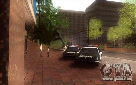 Die Wiederbelebung der LVPD für GTA San Andreas