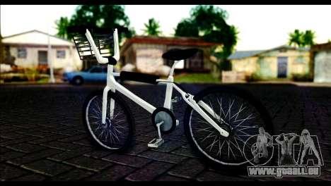 New Bike für GTA San Andreas linke Ansicht