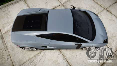 Lamborghini Gallardo LP570-4 Superleggera 2011 für GTA 4 rechte Ansicht