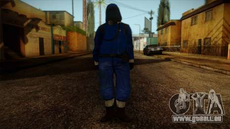 Scientist from Prototype 2 pour GTA San Andreas