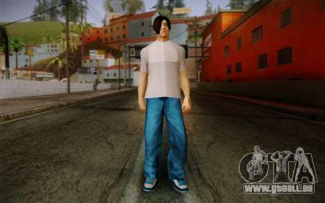 Ginos Ped 4 pour GTA San Andreas