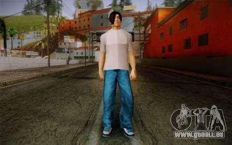 Ginos Ped 4 für GTA San Andreas