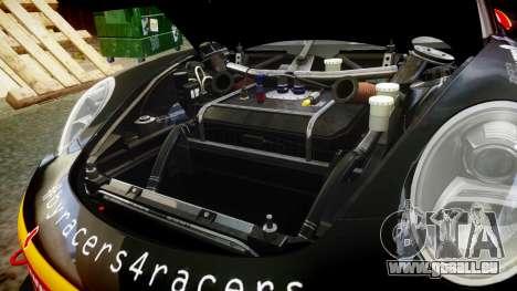 RUF RGT-8 GT3 [RIV] RUF pour GTA 4 est une vue de l'intérieur