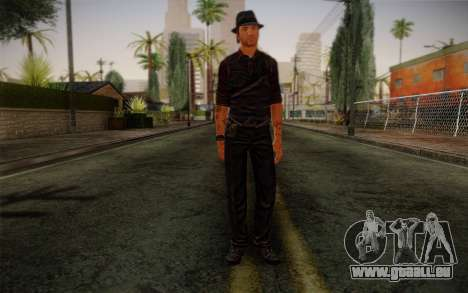 Murdered Soul Suspect Skin 2 pour GTA San Andreas