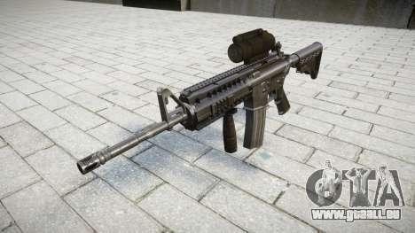 Automatique M4 carbine Messieurs Tactique cible pour GTA 4