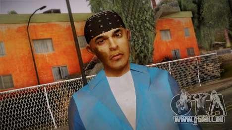 Gedimas Wmymech Skin HD für GTA San Andreas dritten Screenshot
