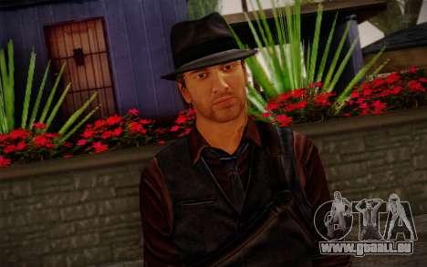 Murdered Soul Suspect Skin 2 pour GTA San Andreas troisième écran