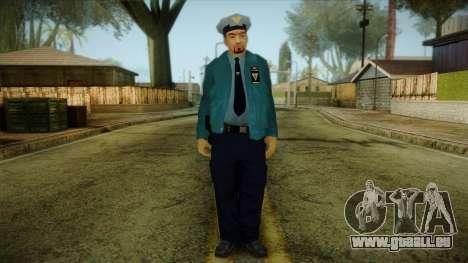 GTA 4 Emergency Ped 1 für GTA San Andreas