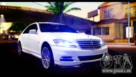 Mercedes-Benz S70 für GTA San Andreas