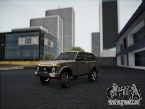 Lada Urdan pour GTA San Andreas