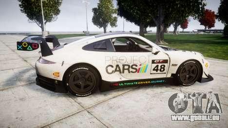 RUF RGT-8 GT3 [RIV] Project CARS pour GTA 4 est une gauche