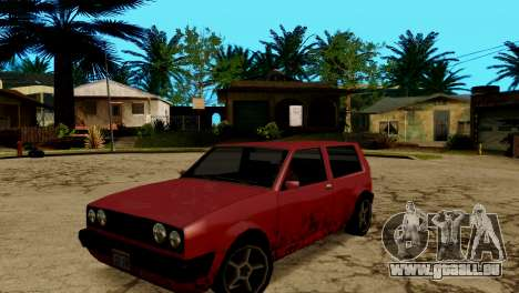 ENB für schwach-und Mittel-PC SA:MP für GTA San Andreas neunten Screenshot