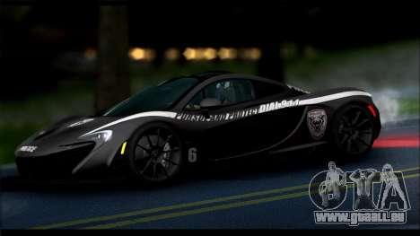 Photoréalistes ENB 3.1 Finale de la faiblesse de pour GTA San Andreas quatrième écran