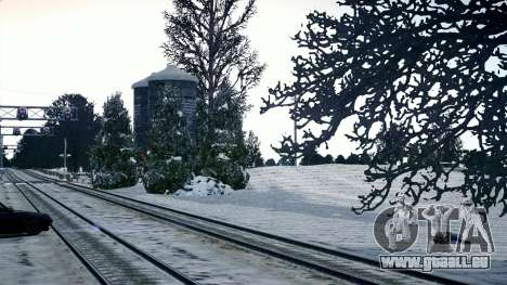 North Yankton IV pour GTA 4 secondes d'écran