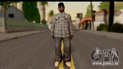 GTA San Andreas Beta Skin 3 für GTA San Andreas