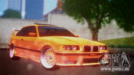 BMW M3 E36 Coupe für GTA San Andreas