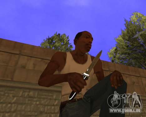 Hitman Weapon Pack v2 für GTA San Andreas dritten Screenshot