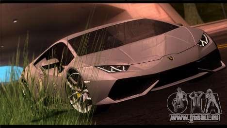 Forza Silber ENB für Mittel-PC für GTA San Andreas dritten Screenshot